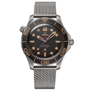 Omega Seamaster Diver 300M Co-Axial Master Chronometer 007 Edition