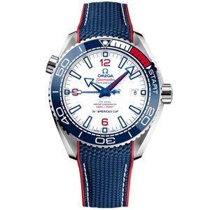 Omega Seamaster America's Cup Planet Ocean 600m Master Chronometer 43.5mm