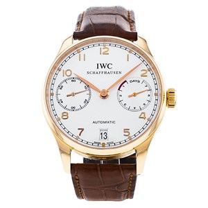 Pre-owned IWC Portugieser Automatic IW500101