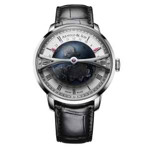 Arnold & Son Globetrotter Night