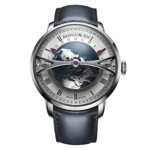 Arnold & Son Globetrotter Day