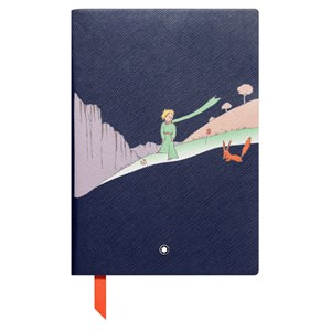 Montblanc Fine Stationery Le Petit Prince Lined Notebook #146