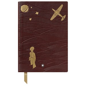Montblanc Lined Notebook 146 Le Petit Prince Aviator