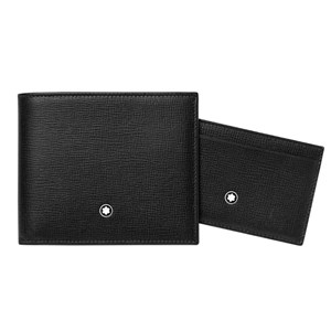 Montblanc Leather Wallet Gift Set
