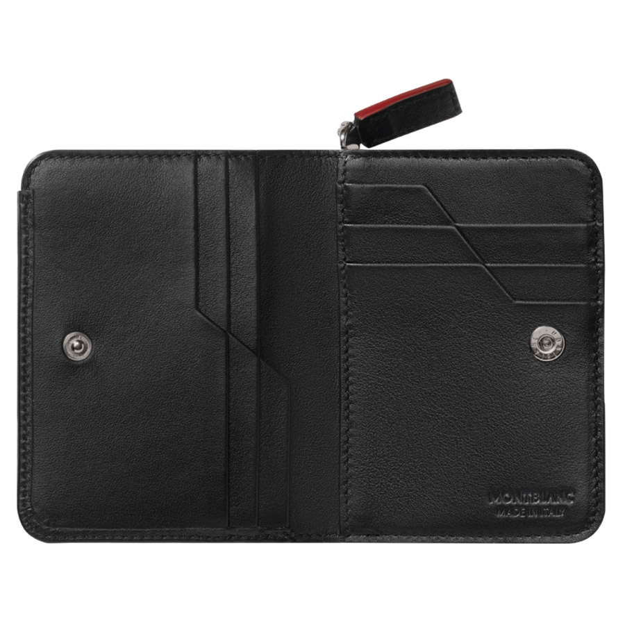Montblanc Urban Racing Spirit Wallet 6cc Mini with Coin Case