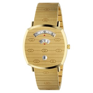 Gucci Grip Gold PVD 38mm