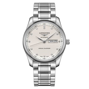 Longines Master Collection Annual Calendar Watch