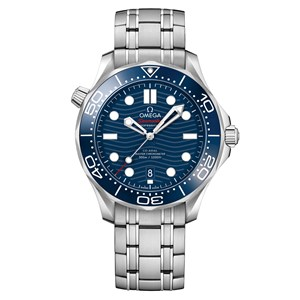 Omega Seamaster Diver 300M Omega Co-Axial Mater Chronometer 42mm