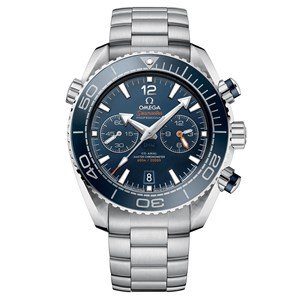 Omega Seamaster Planet Ocean 600M Omega Co-Axial Master Chronometer Chronograph 45.5mm