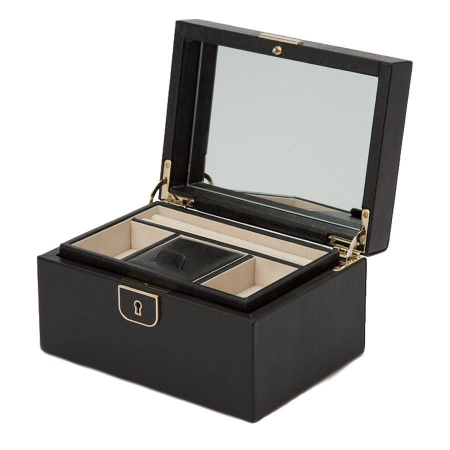 Wolf Palermo Small Jewellery Case