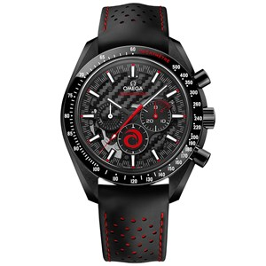 OMEGA SPEEDMASTER MOONWATCH CHRONOGRAPH TEAM ALINGHI 44.25MM