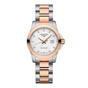 Longines Conquest Quartz 29.5mm