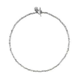 Dower & Hall Sterling Silver - Kubes Nomad Necklace